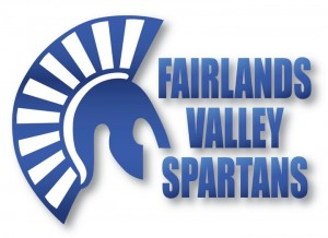 Fairlands Valley Spartans Logo