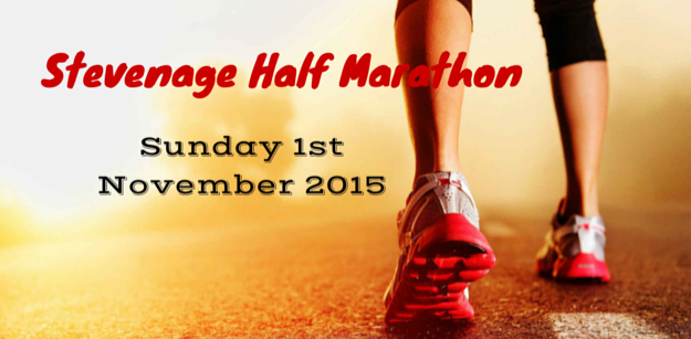 Stevenage Half Marathon