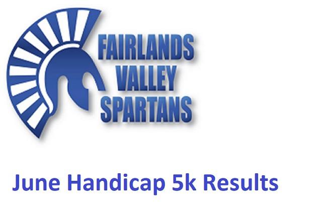 June Handicap 5k