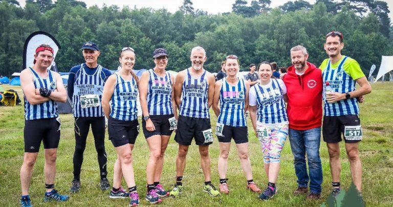Spartans at Suffolk 2021